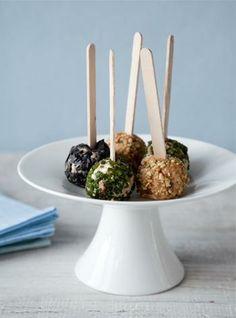 Voileipäkakkutikkarit | Koti ja keittiö