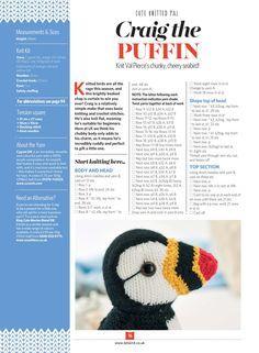 Let's Knit №114 2017 - 轻描淡写 - 轻描淡写