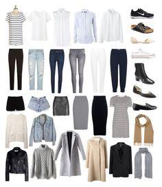 minimal + chic capsule wardrobe