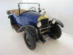 Peugeot - 177 B Torpedo Cabriolet - 1924