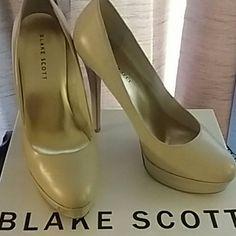 Blake Scott Platform Heels