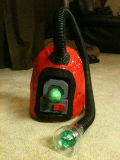 Found It At Wayfair Miele Toy Vacuum For Luigi S Mansion Costume