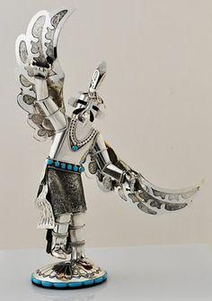 recipe: hopi eagle dancer kachina [32]