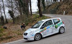 EVO Corse at San Marino Rally - Italy #evocorse #wheels #rally #sanmarino #citroen #italy #madeinitaly