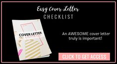 Some hiring managers find resumes boring and they only want to see the good stuff where you really brag about yourself and tell them exactly why they should hire you. That is why an AWESOME cover letter truly is important!