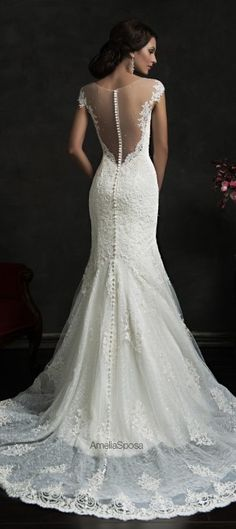 Amelia Sposa 2015 Wedding Dress - Karolina