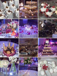 garden wedding reception ideas | Chicago Wedding Photographer ♥ Miller + Miller Chicago Illinois IL ...