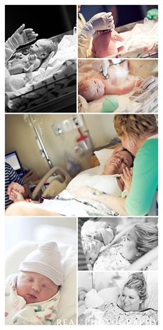 Hospital birth photography, something my momma did for us and I will always cherish. Every time I look at the photos of when Claire was being born I melt.