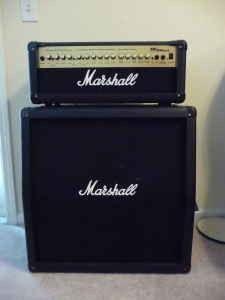Marshall Half Stack - $550 (The Woodlands/Conroe)