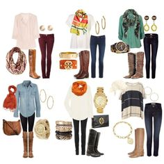 Cute fall/winter outfits