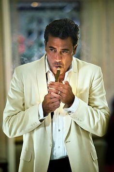 Picture: Jeffrey Dean Morgan in 'Magic City.' Pic is in a photo gallery for Jeffrey Dean Morgan featuring 39 pictures. Jeffrey Dean Morgan, Magic City, John Winchester, Izzie Greys Anatomy, Hilarie Burton, Fidel Castro, Raining Men, Grey's Anatomy, Stylish Men