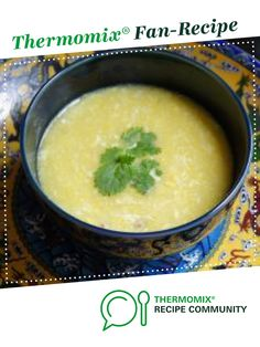 Recipe Chicken Creamed Corn Soup by Yeenie, learn to make this recipe easily in your kitchen machine and discover other Thermomix recipes in Soups. Cream Of Corn Soup, Soup Recipes, Chicken Recipes, Creamed Corn, Gluten Free Chicken, Recipe Community, Food N, Soup And Salad