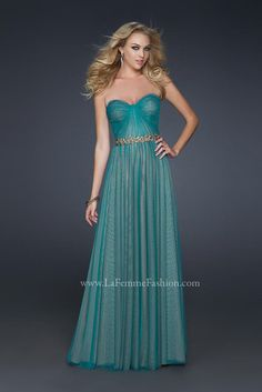 La Femme Prom dress from Serendipity $378