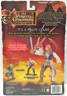 (TAS033802) - 2009 Zizzle Disney Pirates of the Caribbean - Captain Jack Sparrow