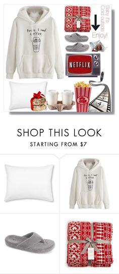 """""""Untitled #4206"""" by kellie-debrandt-mescher ❤ liked on Polyvore featuring L.L.Bean and Acorn"""