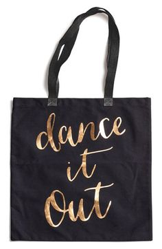 Rosanna 'Dance It Out' Canvas Tote available at #Nordstrom