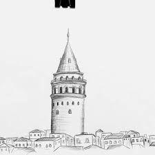 karakalem galata kulesi ile ilgili görsel sonucu