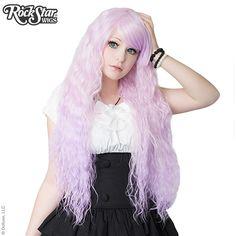 Gothic Lolita Wigs® <br> Rhapsody™ Collection - Creamy Lilac Fade -00103