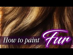 How to Paint Flowing Fur with Oil Paint or Acrylic Paint - Fur Tutorial - Bing video Painting Fur, Oil Painting Tips, Oil Painting For Beginners, Oil Painting Texture, Painting Videos, Painting Lessons, Oil Painting Abstract, Painting Techniques, Painting Classes