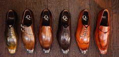 Di Bianco Custom Shoes at Q Clothier