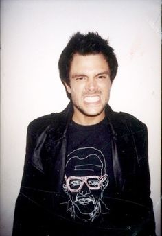 Pics For > Johnny Knoxville Young