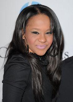 bobbi kristina   Whitney Houston 's daughter Bobbi Kristina is starting on her own ...