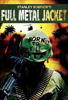 Full Metal Jacket (1987). A pragmatic U.S. Marine observes the dehumanizing effects the Vietnam War has on his fellow recruits from their brutal boot camp training to the bloody street fighting in Hue.