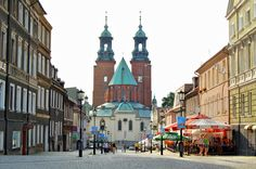 Gniezno, Poland (by poljacek) I love so many of the people in this little town!