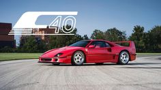 This guy talks about what it's like to own an F40https://www.youtube.com/watch?v=fTaP6YzESbk