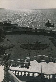 Terrazas del Hotel Miramar. Málaga | por Biblioteca Facultad de Empresa y Gestión Pública
