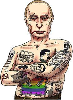Putin - Kozak