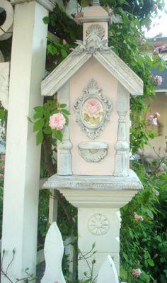 Bird House Created By Bob Ellis