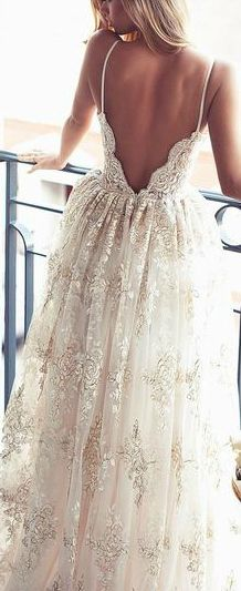 i'm obsessed with white lace maxi dress <3