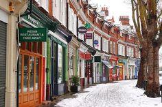 Chiswick, London