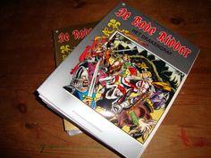 Rode Ridder 176 tm 210 - 36x sc - 1e druk (1999/2006)  De strips zijn overwegend zeer goede tot bijna nieuwstaat. De meeste rugjes hebben een kleine beschadiging (zie foto's rugjes) maar zowel voor als achterkaft verkeren in uitstekende staat. Natuurlijk allemaal onbeschreven. Altijd bewaard in rookvrije ruimte.De album zijn allemaal eerste druk.Normaal wordt ook de rest van deze reeks in deze veiling aangeboden.  EUR 66.00  Meer informatie