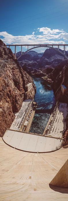 Hoover Dam, Nevada | The Titan's Curse (I need to use the dam bathroom)