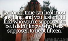 Fifteen- Taylor Swift
