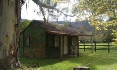 Old miners cottage. Jamieson