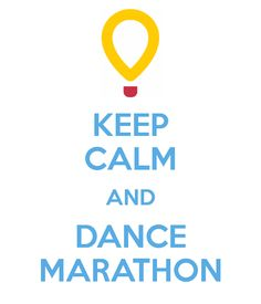 KEEP CALM AND DANCE MARATHON.  Be sure to check out www.bsudancemarathon.org for information about BSUDM #dancemarathon #ftk