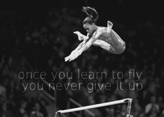 Gabrielle Douglas completes her release on uneven bars at the 2012 AT American Cup gymnastics competition. Gymnastics Quotes, Gymnastics Bars, Gymnastics Stuff, Artistic Gymnastics, Elite Gymnastics, Gymnastics Competition, Martial, Gabby Douglas, Sports Figures