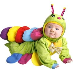 baby caterpillar costume - Strawberry Halloween Costume Baby