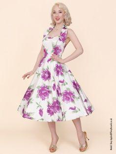 634a3b27 15 Best Vivien of Holloway dresses images | Moda de los Años 50 ...