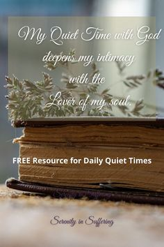 Refresh your Quiet Time with God with a FREE Resource! Download today! #serenityinsuffering #freegift #freeprintables #freedevotional #devotional #devotionals #quiettime Christian Music, Christian Women, Christian Living, Christian Life, Christian Quotes, Virtuous Woman, Proverbs 31 Woman, Christian Encouragement, Spiritual Growth