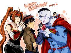 """Happy Birthday Jason"" Batman Comic Art, Gotham Batman, Batman Comics, Batman Robin, Justice League Marvel, Justice League Wonder Woman, Marvel Dc, Red Hood Jason Todd, Jason Todd Batman"