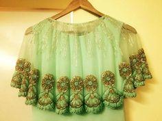 New Blouse Designs, Saree Blouse Designs, Indian Designer Outfits, Designer Gowns, Designer Kurtis, Fashion Wear, Fashion Dresses, Wedding Dresses For Girls, Cape Dress