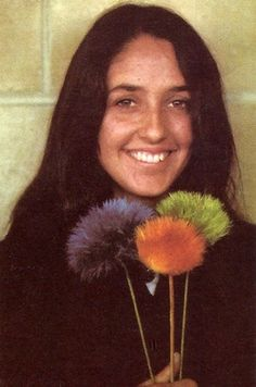 Joan Baez- her career began as a folk singer largely in the 1960s& continues today.Attended BU before becoming one of America's preeminent singers.
