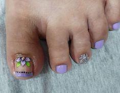 Manicure And Pedicure, Diy Beauty, Nail Art, Flowers, Toenails, Nail Arts, Nail Ideas, Designed Nails, Work Nails