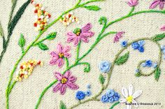 Read my blog post about this embroidery piece!