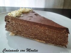 Tarta de huesitos - MundoRecetas.com