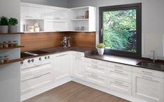 HAKA Küche // 100 Kitchen Cabinets, Home Decor, Made To Measure Furniture, Interior Design, Home Interior Design, Dressers, Home Decoration, Decoration Home, Kitchen Cupboards